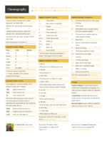Chess - Algebraic Notation Cheat Sheet