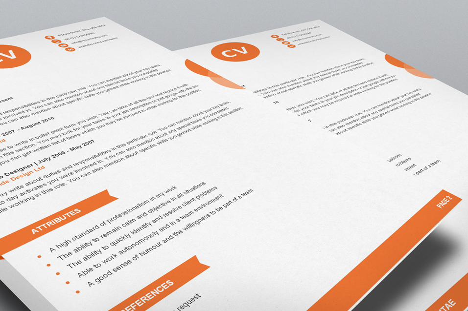 CV Cheat Sheet by AdriaSol - Download free from Cheatography ...