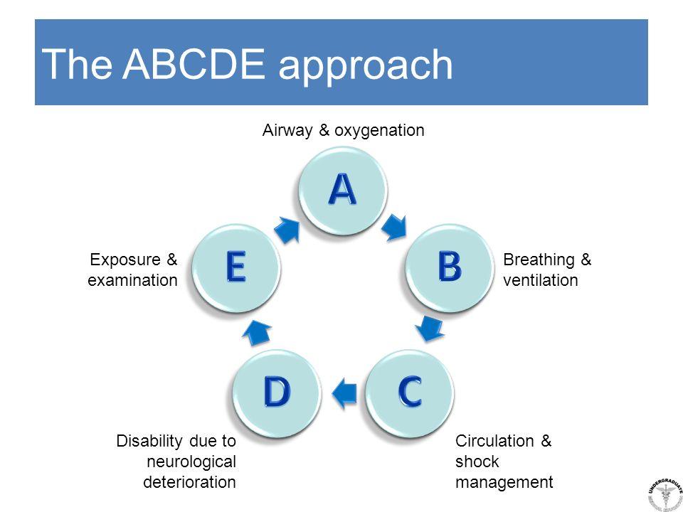 Abcde assessment tool in nursing