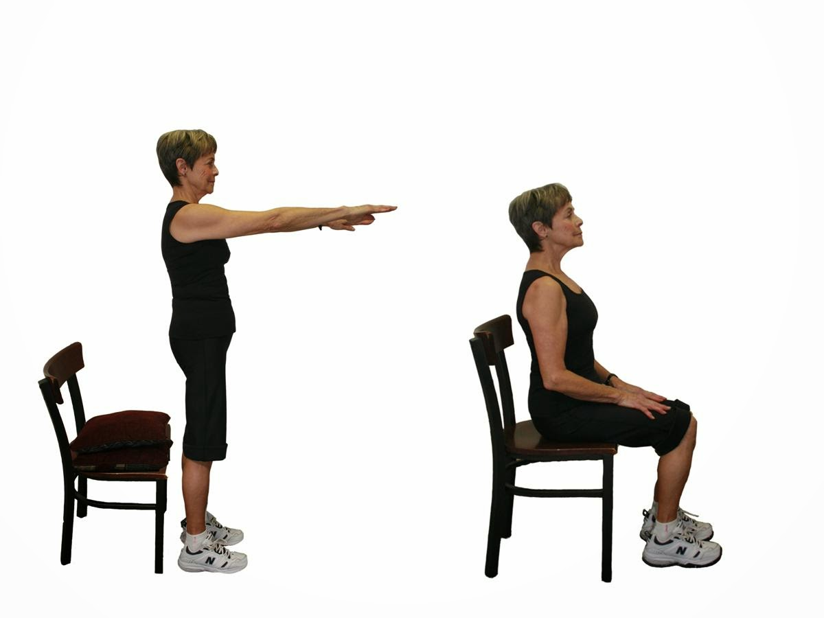 Merveilleux Eye Exercise With Chair Stands