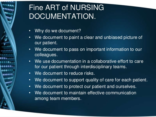 Guidelines for Accurate EHR Documentation  |Accurate Documentation