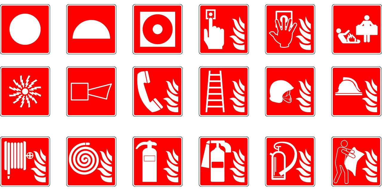 Fire safety and evacuation planning cheat sheet by davidpol fire evacuation plan include list biocorpaavc Gallery